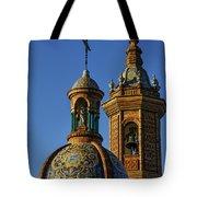 Carmen Chapel Seville Spain Tote Bag