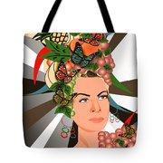 Carmen Miranda Tote Bag