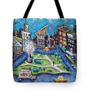 Carmine Street Tote Bag