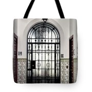 Carmona Door Tote Bag