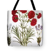 Carnation & Lavender, 1613 Tote Bag