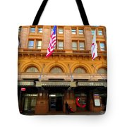 Carnegie Hall Tote Bag