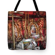 Carnival - The Carousel Tote Bag