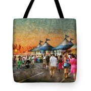 Carnival - Who Wants Gyros Tote Bag