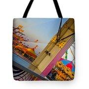 Carnival 1 Tote Bag by Skip Hunt