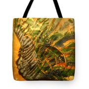 Carnival Dreams - Tile Tote Bag