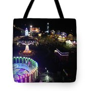 Carnival From The Sky Tote Bag