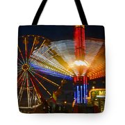 Carnival Fun Tote Bag