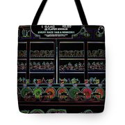 Carnival Game On Velvet Tote Bag