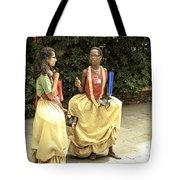 Carnival Girls Tote Bag