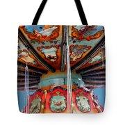 Carnival Mushroom Tote Bag