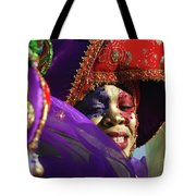 Carnival Personified Tote Bag
