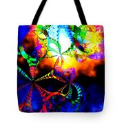 Carnival Ride Tote Bag