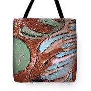 Carnival Tile Tote Bag