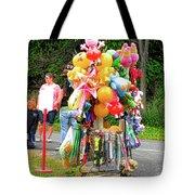 Carnival Vendor 3 Tote Bag