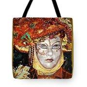 Carnivale Mask #12 Tote Bag