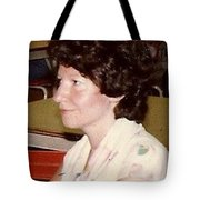 Carole  At  Mcgee Tote Bag