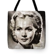Carole Landis, Vintage Actress Tote Bag