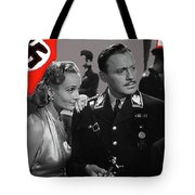Carole Lombard Jack Benny To Be Or Not To Be 1942-2015 Tote Bag