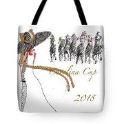Carolina Cup  Tote Bag