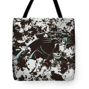 Carolina Panthers 1b Tote Bag