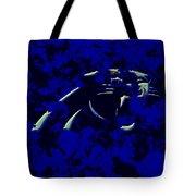 Carolina Panthers 1c Tote Bag