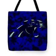 Carolina Panthers 1e Tote Bag