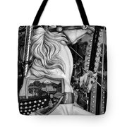 Carousel Beauty Salem Oregon 12  Tote Bag