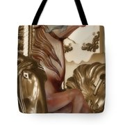Carousel Color Tote Bag