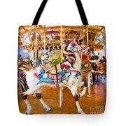 Carousel Dreams Tote Bag