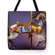 Carousel Dreams IIi Tote Bag