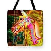 Carousel Horse London Alfie England Tote Bag