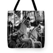 Carousel Horses No.2 Tote Bag