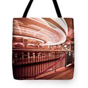 Carousel Lights #2 Tote Bag