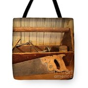 Carpenter's Toolbox - Not Free Do Not Copy Tote Bag