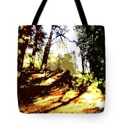 Carpet Of Autumn Leaves Tote Bag by Patrick J Murphy