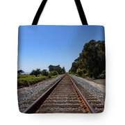 Carpinteria Bluffs  Tote Bag