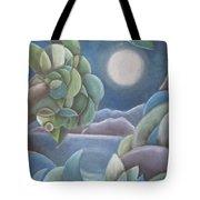 Carribean Night Tote Bag