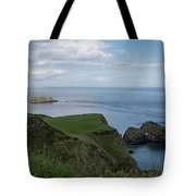 Carrick Island From Portaneevey Tote Bag