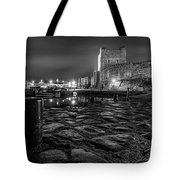 Carrickfergus Castle 7 Tote Bag