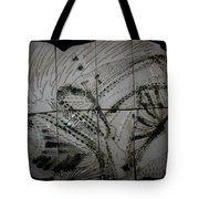 Carried -plaque Tote Bag