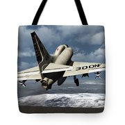 Carrier Launch Tote Bag