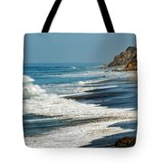 Carrillo Beach Tote Bag