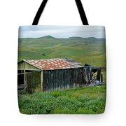 Carrizo Plain Ranch Tote Bag