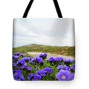 Carrizo Plains Phacelia Tote Bag