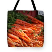 Carrot Bounty Tote Bag