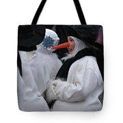 Carrot Nose 2 Tote Bag