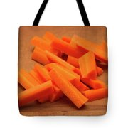 Carrot Sticks Tote Bag