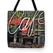 Carrot Top On Broadway Tote Bag