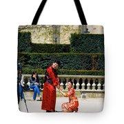 Carrousel Wedding Tote Bag